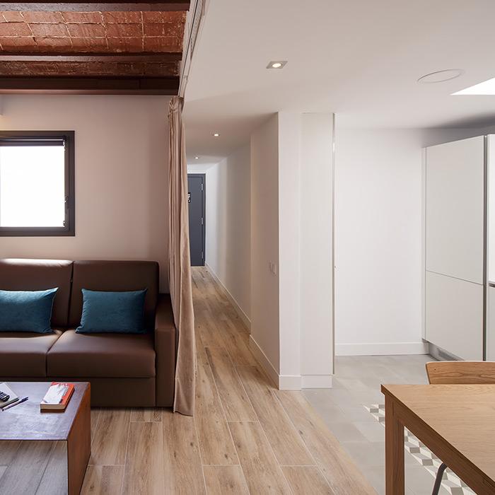Services Hotel Sagrada Familia Apartments Barcelona Official